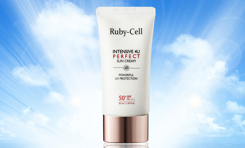 Ruby-Cell Intensive 4U Perfect Sun Cream